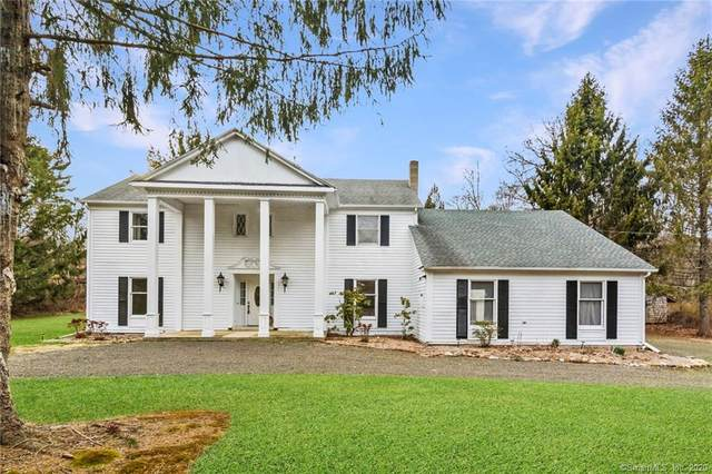300 Moose Hill Road, Guilford, CT 06437 (MLS #170282800) :: Spectrum Real Estate Consultants
