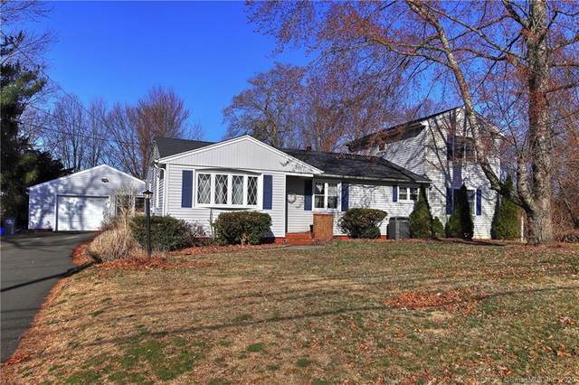 160 Elm Street, North Haven, CT 06473 (MLS #170282825) :: The Higgins Group - The CT Home Finder