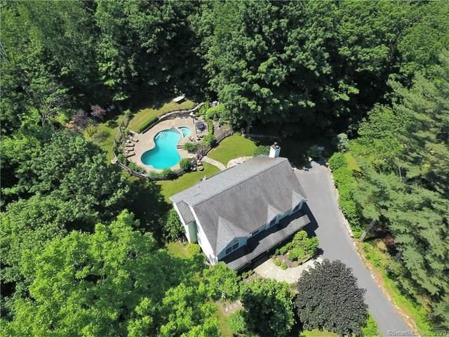 210 Redding Road, Redding, CT 06896 (MLS #170282834) :: Kendall Group Real Estate | Keller Williams