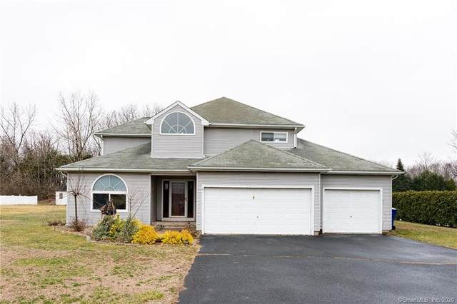 144 Nunzio Drive, Southington, CT 06479 (MLS #170282835) :: Spectrum Real Estate Consultants