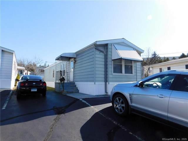 27 Laurel View, Wallingford, CT 06492 (MLS #170282852) :: Carbutti & Co Realtors