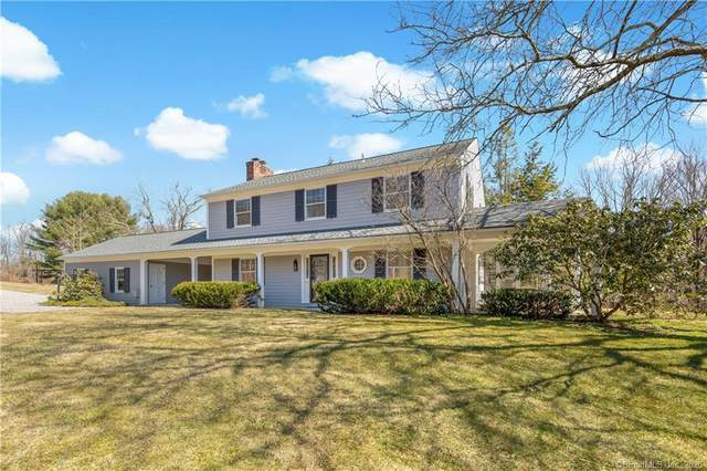 245 Lake Road, Warren, CT 06777 (MLS #170282922) :: Spectrum Real Estate Consultants