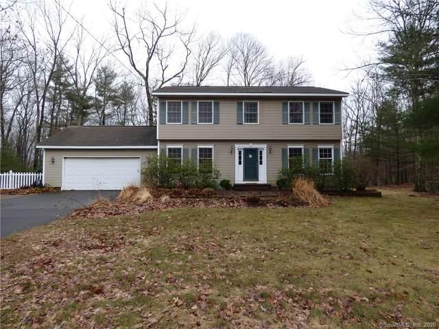 160 Cook Road, Tolland, CT 06084 (MLS #170283008) :: GEN Next Real Estate