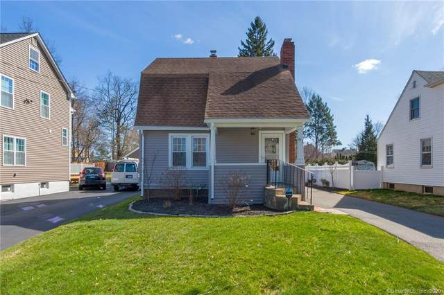61 Ellsworth Street, Newington, CT 06111 (MLS #170283020) :: Hergenrother Realty Group Connecticut