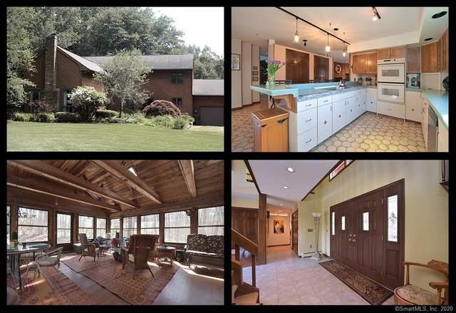 95 Shanda Lane, Tolland, CT 06084 (MLS #170283043) :: GEN Next Real Estate