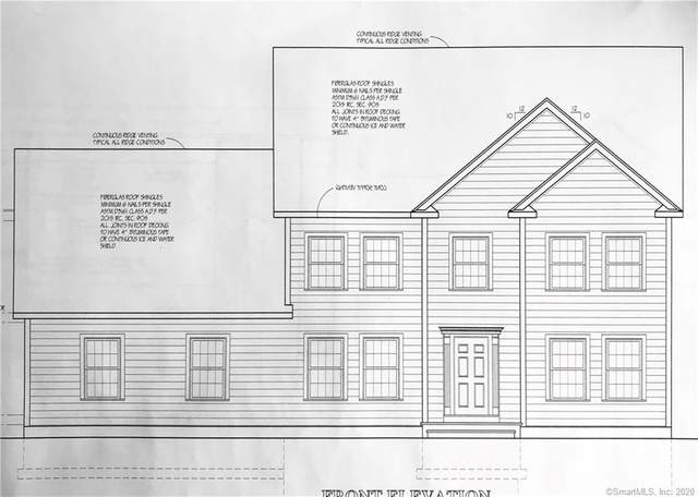 20 Old Hawleyville Road, Newtown, CT 06470 (MLS #170283084) :: The Higgins Group - The CT Home Finder