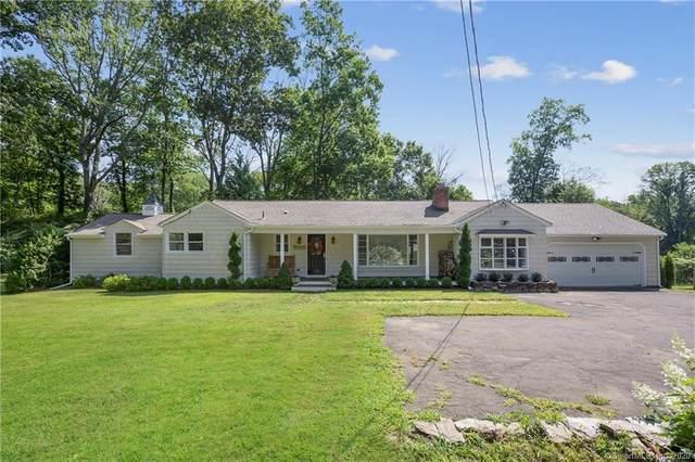 50 Black Rock Turnpike, Redding, CT 06896 (MLS #170283124) :: Kendall Group Real Estate | Keller Williams