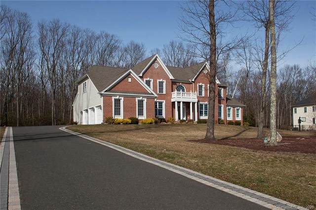 348 Northington Drive, Avon, CT 06001 (MLS #170283186) :: Hergenrother Realty Group Connecticut