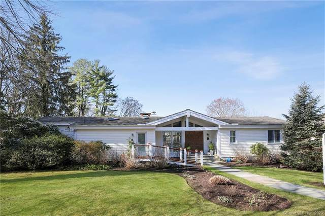 4 Shagbark Road, Norwalk, CT 06854 (MLS #170283249) :: Spectrum Real Estate Consultants
