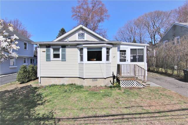 27 Mcclean Avenue, Stamford, CT 06905 (MLS #170283335) :: Kendall Group Real Estate | Keller Williams