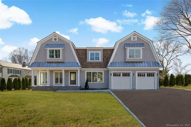 6 Outlook Drive, Darien, CT 06820 (MLS #170283350) :: The Higgins Group - The CT Home Finder