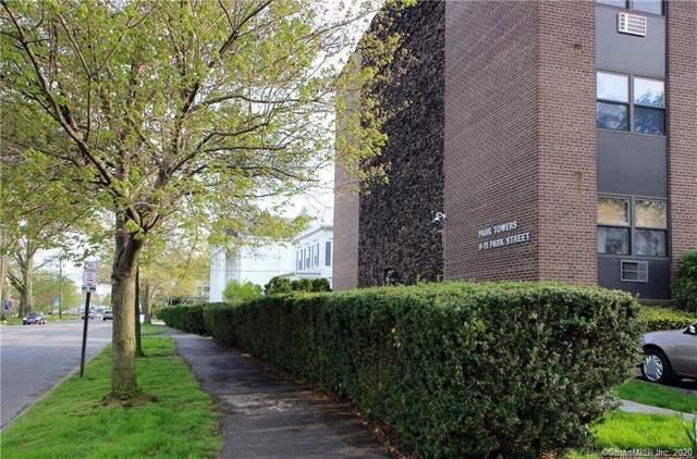 9 Park Street 2E, Norwalk, CT 06851 (MLS #170283381) :: Kendall Group Real Estate | Keller Williams
