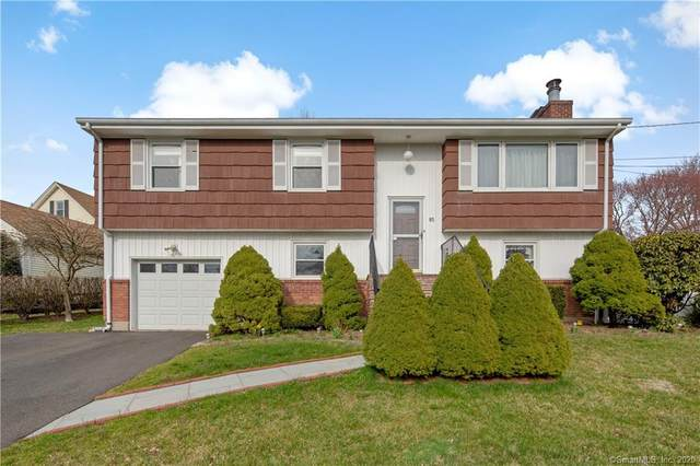 85 Holmes Avenue, Darien, CT 06820 (MLS #170283424) :: The Higgins Group - The CT Home Finder