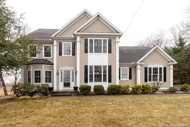 100 Johnnycake Mountain Road, Burlington, CT 06013 (MLS #170283491) :: Hergenrother Realty Group Connecticut