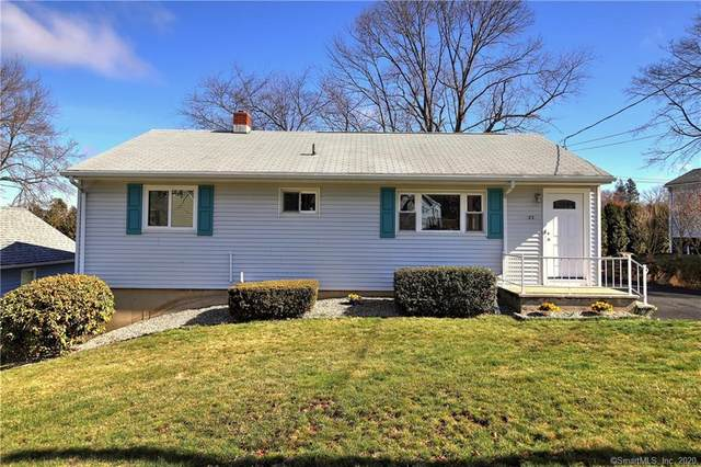 23 Alan Drive, Ansonia, CT 06401 (MLS #170283530) :: Michael & Associates Premium Properties | MAPP TEAM
