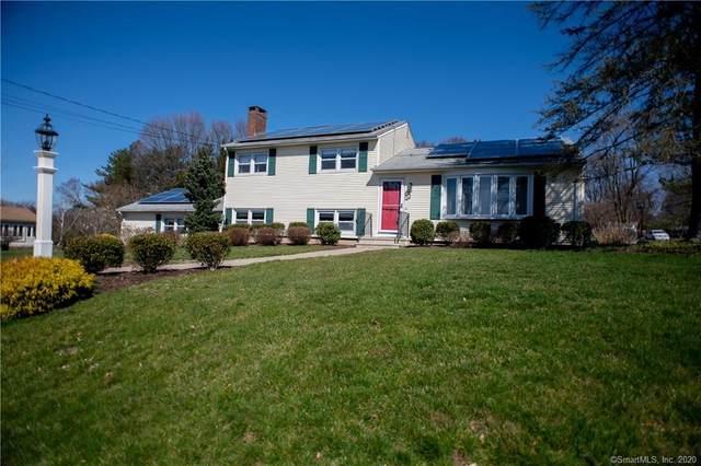 8 Stratton Drive, Cheshire, CT 06410 (MLS #170283563) :: Spectrum Real Estate Consultants