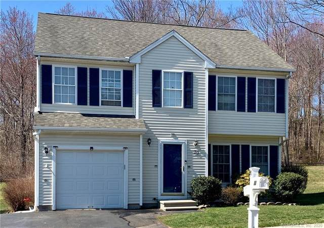 23 Angela Drive #23, Wallingford, CT 06492 (MLS #170283566) :: Kendall Group Real Estate | Keller Williams