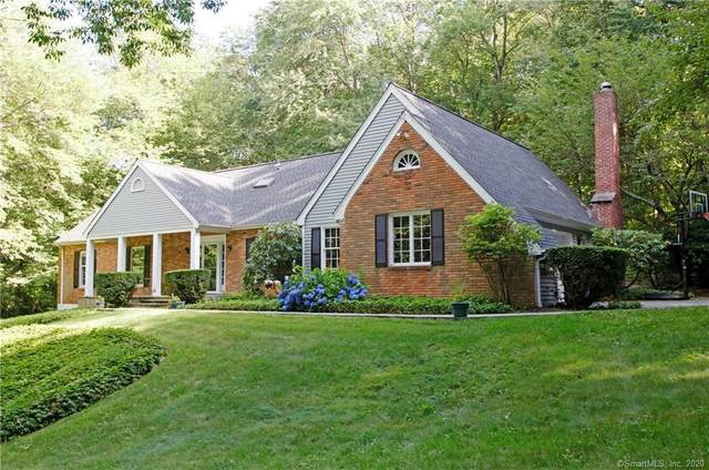 69 Carriage Road, Wilton, CT 06897 (MLS #170283571) :: The Higgins Group - The CT Home Finder
