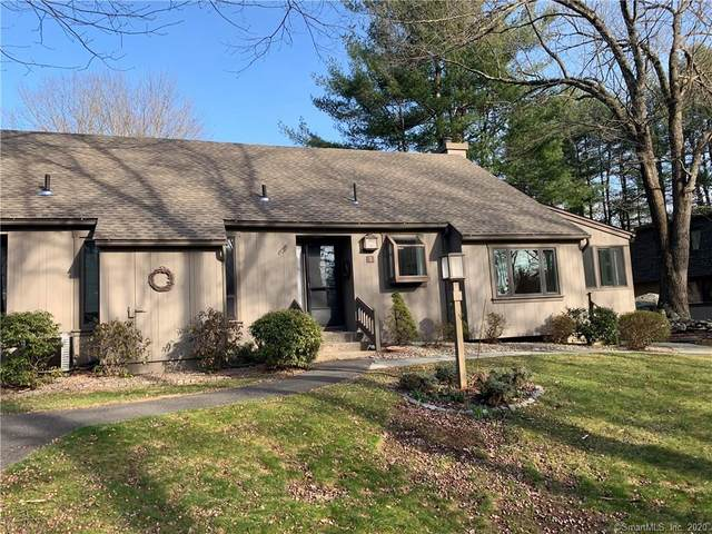 1 Heritage Drive #1, Avon, CT 06001 (MLS #170283573) :: Hergenrother Realty Group Connecticut