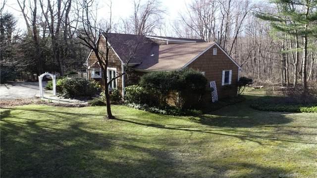 427 Newtown Turnpike, Redding, CT 06896 (MLS #170283676) :: Kendall Group Real Estate | Keller Williams
