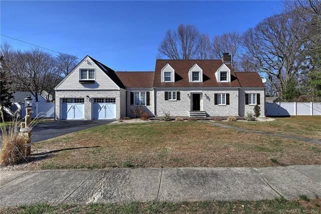 1 Carrington Avenue, Milford, CT 06460 (MLS #170283687) :: Spectrum Real Estate Consultants