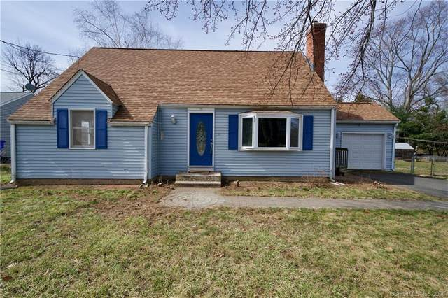 591 Oak Street, East Hartford, CT 06118 (MLS #170283771) :: Hergenrother Realty Group Connecticut