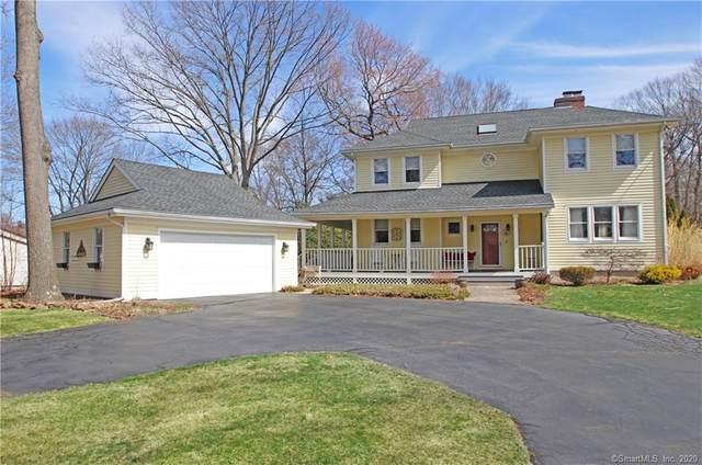 53 Manor Drive, North Haven, CT 06473 (MLS #170283797) :: Michael & Associates Premium Properties | MAPP TEAM