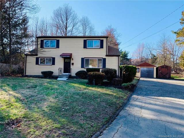 25 Concord Court, Wethersfield, CT 06109 (MLS #170283803) :: Hergenrother Realty Group Connecticut