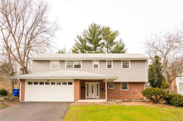 36 W Maxwell Drive, West Hartford, CT 06107 (MLS #170283822) :: Hergenrother Realty Group Connecticut