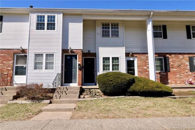 7 Bradley Circle G-7, Enfield, CT 06082 (MLS #170283831) :: NRG Real Estate Services, Inc.