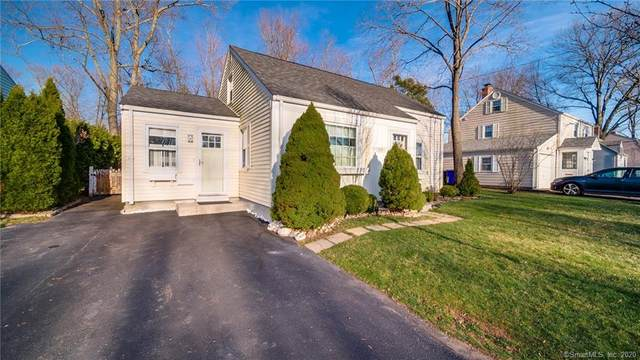64 Harmund Place, Wethersfield, CT 06109 (MLS #170283887) :: Hergenrother Realty Group Connecticut