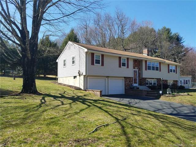 255 Highland View Drive, Windham, CT 06266 (MLS #170283889) :: Spectrum Real Estate Consultants