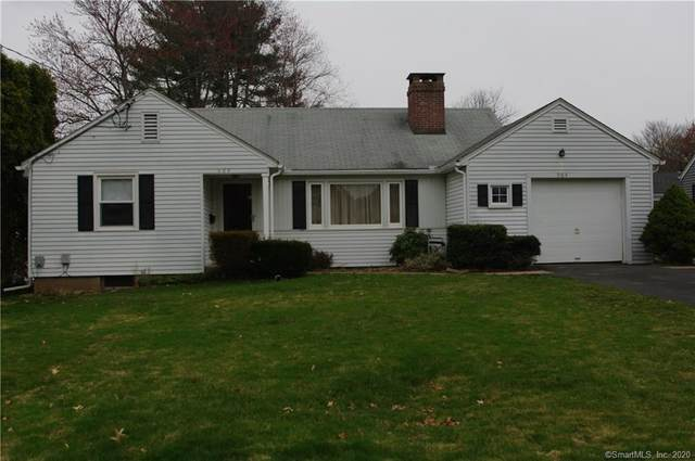 964 Folly Brook Boulevard, Wethersfield, CT 06109 (MLS #170283917) :: Hergenrother Realty Group Connecticut