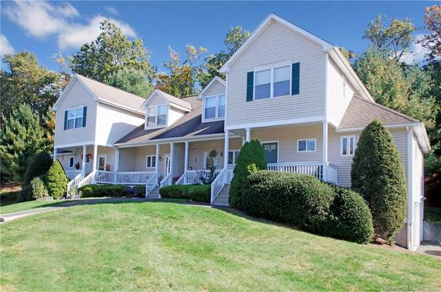17 Copper Creek Circle #17, Newtown, CT 06470 (MLS #170283969) :: GEN Next Real Estate