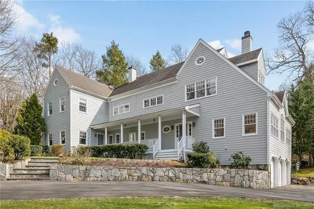 62 Pine Ridge Road, Greenwich, CT 06830 (MLS #170283981) :: Spectrum Real Estate Consultants