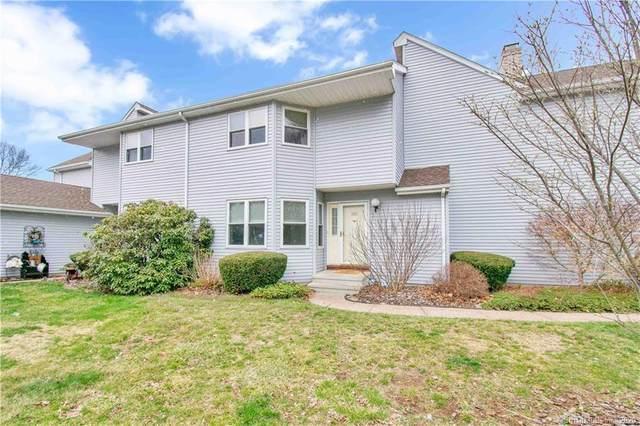 23 Folkstone Road C, East Windsor, CT 06016 (MLS #170284049) :: NRG Real Estate Services, Inc.