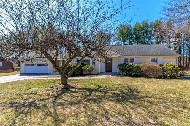 6 Silver Mine Acres, Canton, CT 06019 (MLS #170284061) :: Hergenrother Realty Group Connecticut
