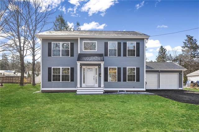 40 Winchell Drive, Berlin, CT 06037 (MLS #170284075) :: Hergenrother Realty Group Connecticut