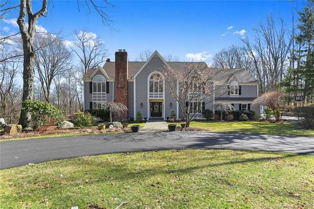 81 Silver Hill Road, Ridgefield, CT 06877 (MLS #170284086) :: Spectrum Real Estate Consultants