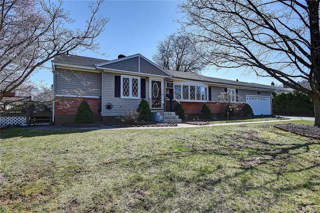 126 Bunce Road, Wethersfield, CT 06109 (MLS #170284120) :: Hergenrother Realty Group Connecticut