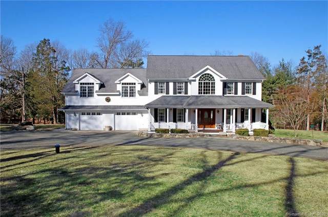 1781 Georges Hill Road, Southbury, CT 06488 (MLS #170284178) :: Spectrum Real Estate Consultants