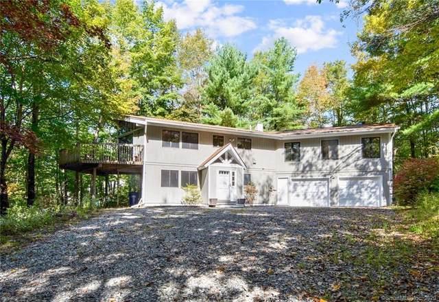 138 Ashley Drive, Goshen, CT 06756 (MLS #170284225) :: Spectrum Real Estate Consultants