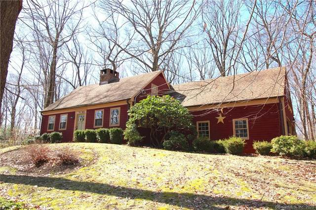 19 Silver Spring Road, Ridgefield, CT 06877 (MLS #170284274) :: The Higgins Group - The CT Home Finder