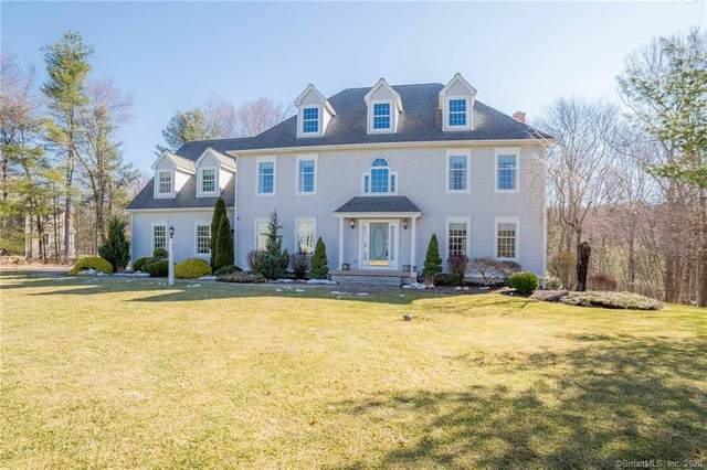 5 Blueberry Lane, Canton, CT 06019 (MLS #170284281) :: Hergenrother Realty Group Connecticut