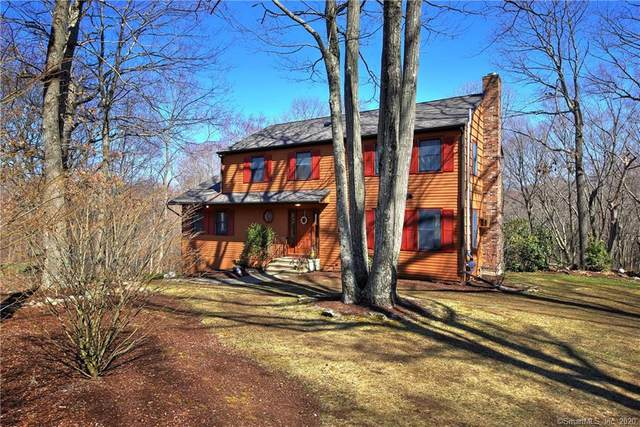 24 Vintage Road, Trumbull, CT 06611 (MLS #170284286) :: Carbutti & Co Realtors