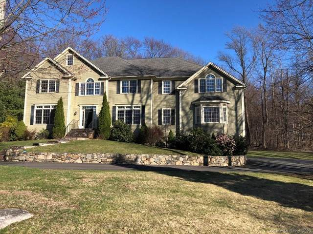 5 Erin Lane, Newtown, CT 06482 (MLS #170284291) :: The Higgins Group - The CT Home Finder