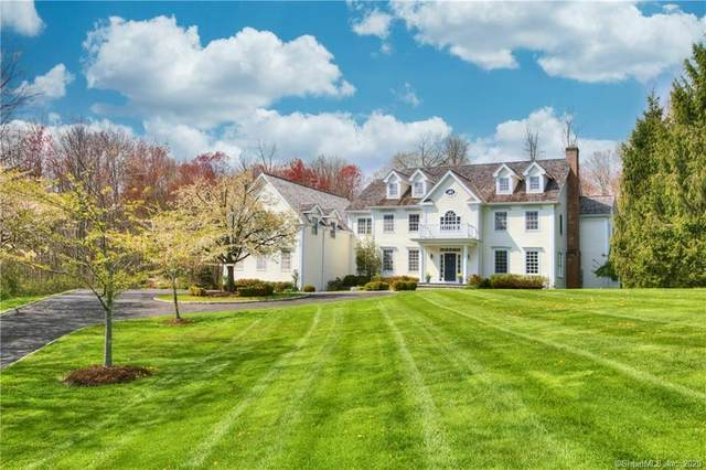 145 Turtle Back Road, New Canaan, CT 06840 (MLS #170284328) :: The Higgins Group - The CT Home Finder
