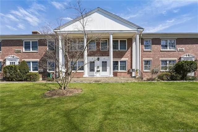 198 Park Street #11, New Canaan, CT 06840 (MLS #170284360) :: Spectrum Real Estate Consultants