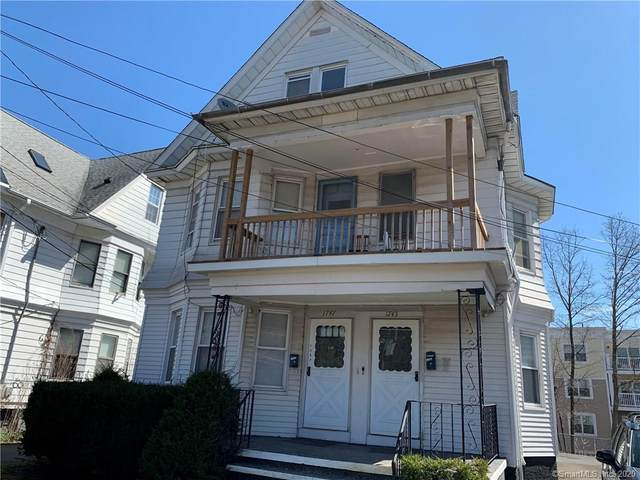 1745 Dixwell Avenue, Hamden, CT 06514 (MLS #170284364) :: The Higgins Group - The CT Home Finder