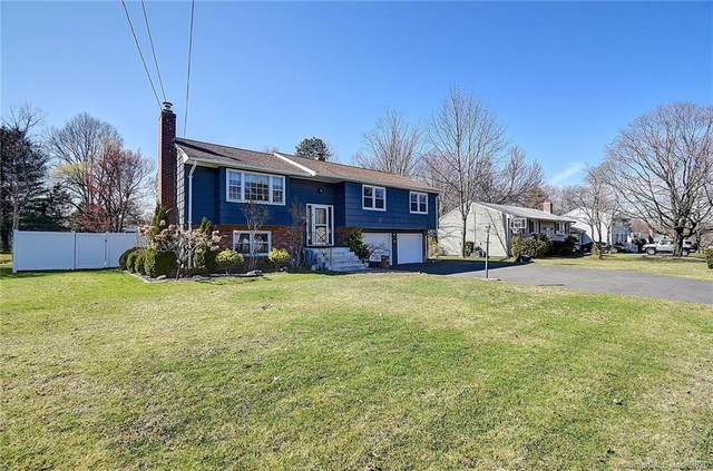 123 Fairlane Drive, Wethersfield, CT 06109 (MLS #170284388) :: Hergenrother Realty Group Connecticut
